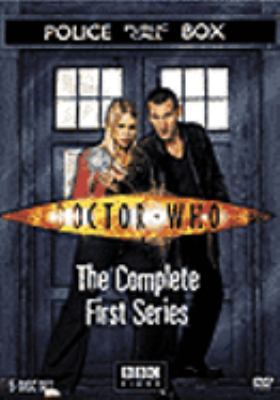 Cover image for Doctor Who. The complete first series