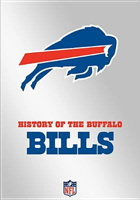 Cover image for The complete history of the Buffalo Bills