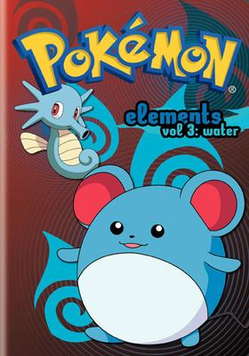 Cover image for Pokemon elements. Vol. 3, Water