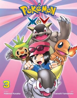 Cover image for Pokémon XY. 3