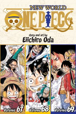 Cover image for One piece : new world. Volumes 67-68-69