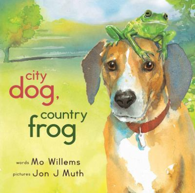 Cover image for City Dog, Country Frog