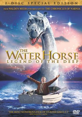 Cover image for Water horse legend of the deep