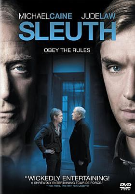 Cover image for Sleuth