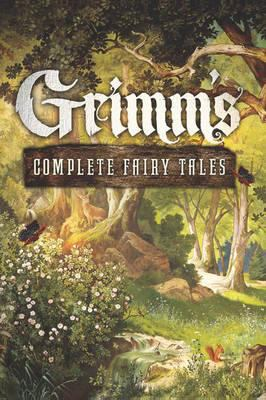 Cover image for Grimm's complete fairy tales