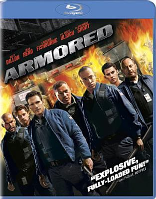 Cover image for Armored