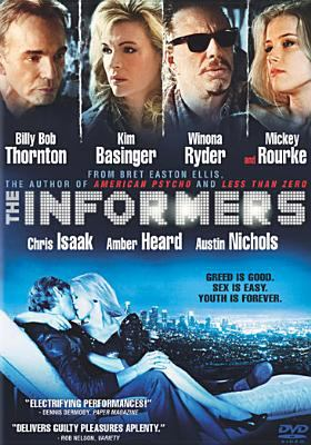 Cover image for The informers
