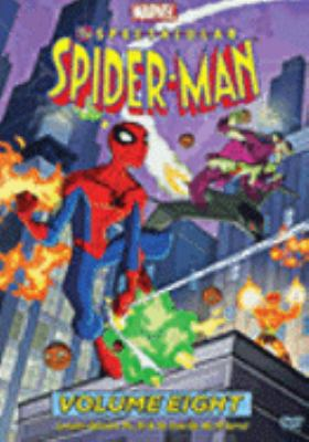 Cover image for The spectacular Spider-Man : Volume eight
