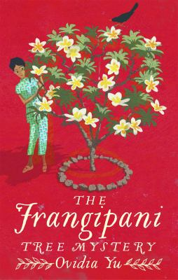 Cover image for The frangipani tree mystery