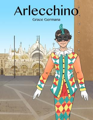 Cover image for Arlecchino