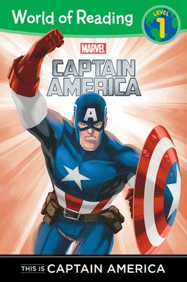 Cover image for This is Captain America