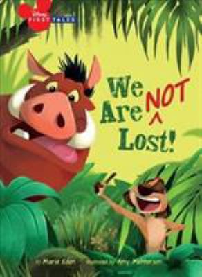 Cover image for We are not lost