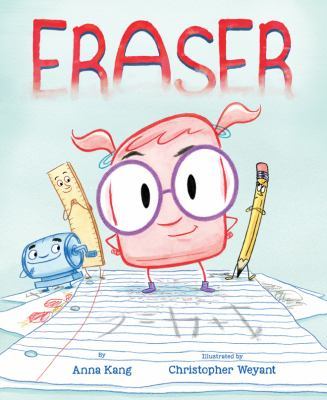 Cover image for Eraser
