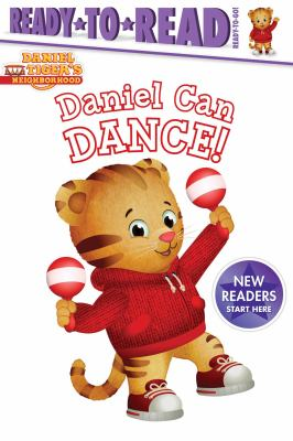 Cover image for Daniel can dance