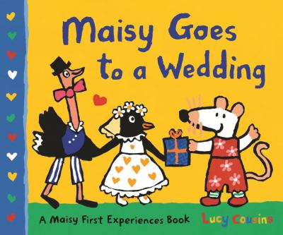 Cover image for Maisy goes to a wedding