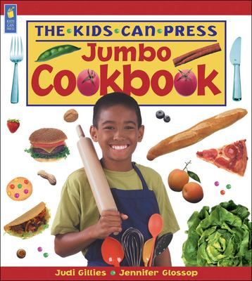 Cover image for The Kids Can Press jumbo cookbook