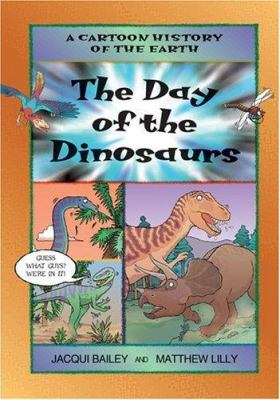 Cover image for The day of the dinosaur