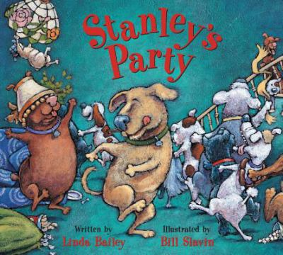 Cover image for Stanley's party