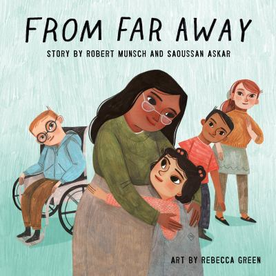 Cover image for From far away