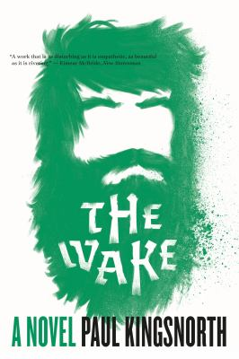 Cover image for The wake