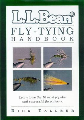 Cover image for L.L. Bean fly-tying handbook