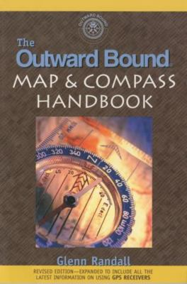 Cover image for The Outward Bound map & compass handbook