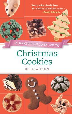 Cover image for A baker's field guide to Christmas cookies