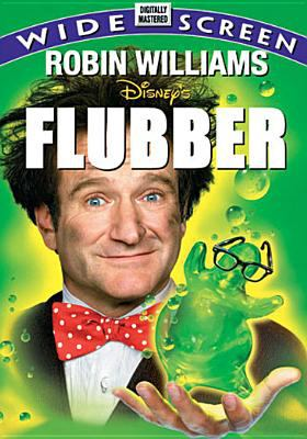Cover image for Flubber