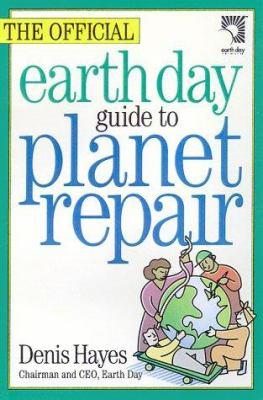 Cover image for The official Earth Day guide to planet repair