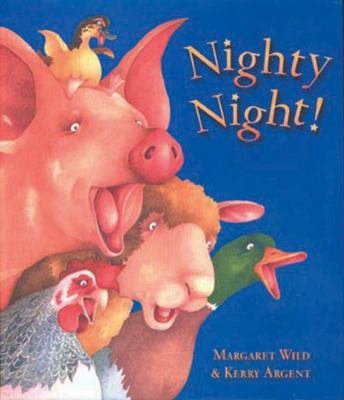 Cover image for Nighty night!