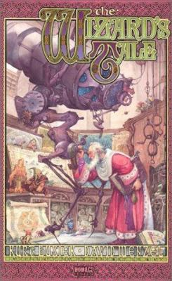 Cover image for The wizard's tale