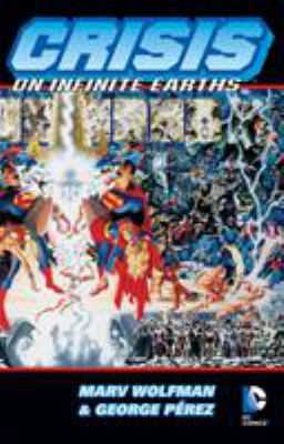 Cover image for Crisis on infinite Earths