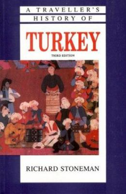 Cover image for A traveller's history of Turkey