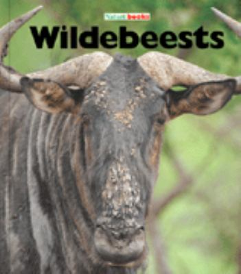 Cover image for Wildebeests