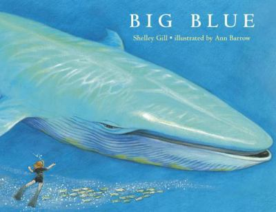 Cover image for Big blue