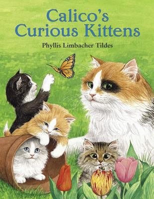 Cover image for Calico's curious kittens