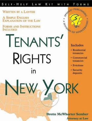 Cover image for Tenants' rights in New York