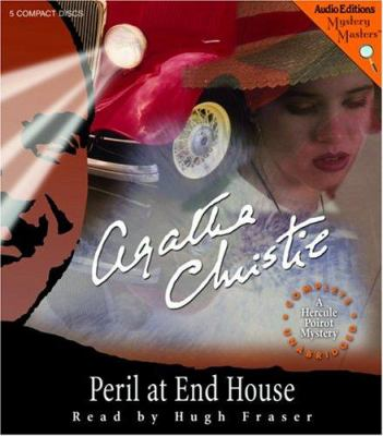 Cover image for Peril at End House