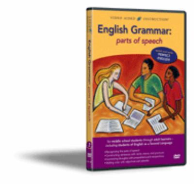 Cover image for English grammar. [2], Parts of speech