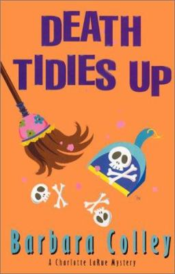 Cover image for Death tidies up