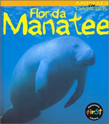 Cover image for Florida manatee