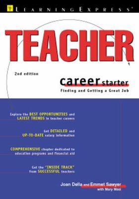 Cover image for Teacher career starter