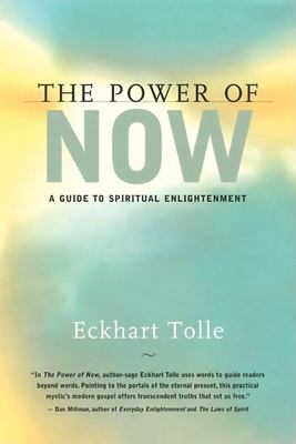 Cover image for The power of now : a guide to spiritual enlightenment