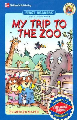 Cover image for My trip to the zoo