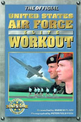 Cover image for The official United States Air Force elite workout