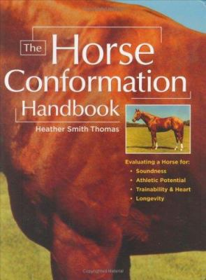 Cover image for The horse conformation handbook
