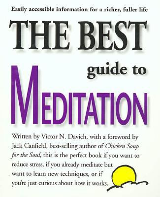 Cover image for The best guide to meditation