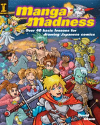 Cover image for Manga madness