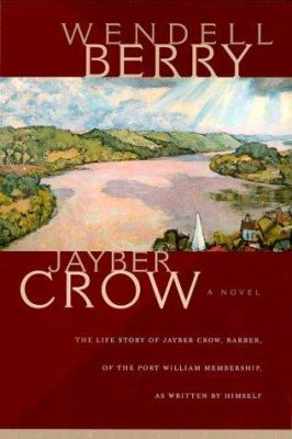 Cover image for Jayber Crow