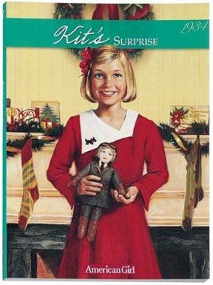 Cover image for Kit's surprise : a Christmas story